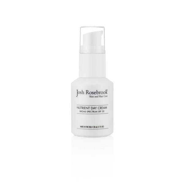 Josh Rosebrook Nutrient Day Cream with SPF 30