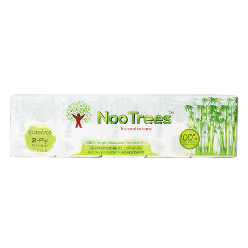 NooTrees Pocket Tissues 10 Pack