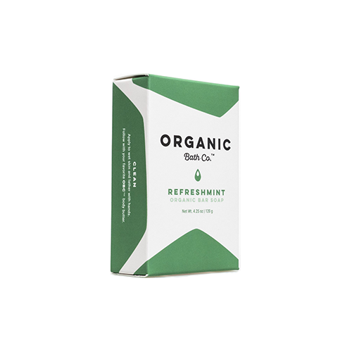 Organic Bath Co. Bar Soap