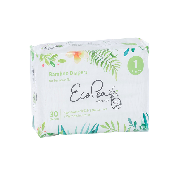 Eco Pea Natural Diapers