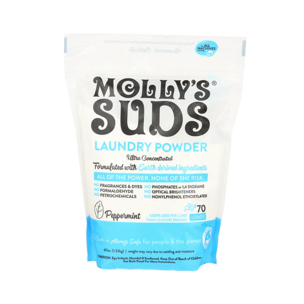 Molly's Suds Powder Laundry Detergent 70 Loads