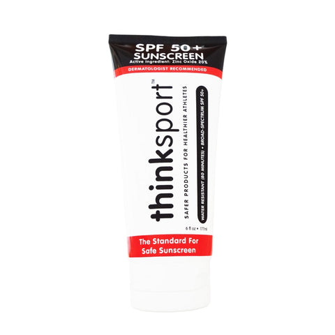 ThinkSport Sunscreen SPF 50+ 6 Ounce