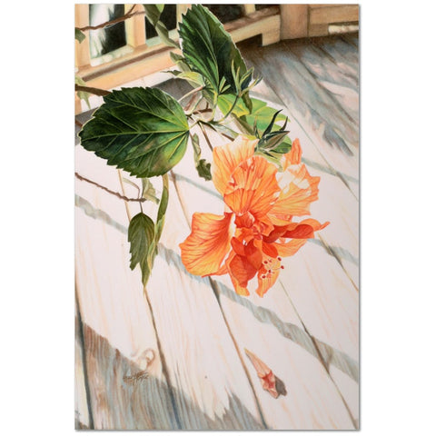 Wall Art Print on Canvas-Fleeting Beauty, Premium Canvas Gallery Wrap - Laurie Humble.com