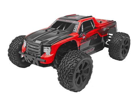 Redcat Blackout XTE Truck 1/10 Scale Electric ( With 2.4GHz Remote Control ) - Red