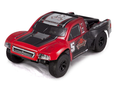 RedCat Aftershock 8E Desert Truck 1/8 Scale Brushless Electric With 2.4GHz- Red