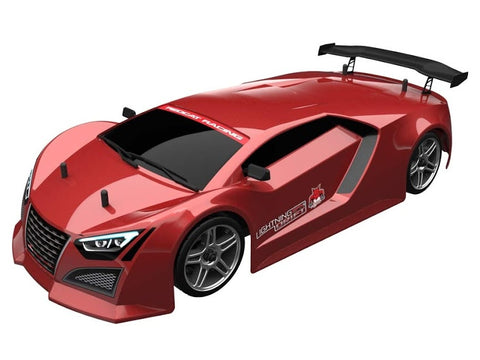 Redcat Lightning EPX Drift Car 1/10 Scale Electric (With 2.4GHz Remote Ctrl.) - METALLIC RED