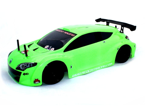 Redcat Lightning EPX Drift Car 1/10 Scale Electric (With 2.4GHz Remote Ctrl.) - GREEN