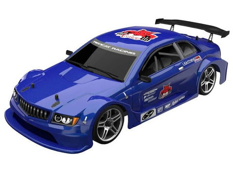 Redcat Lightning EPX PRO Car 1/10 Scale Brushless Electric With 2.4GHz Remote - METALLIC BLUE