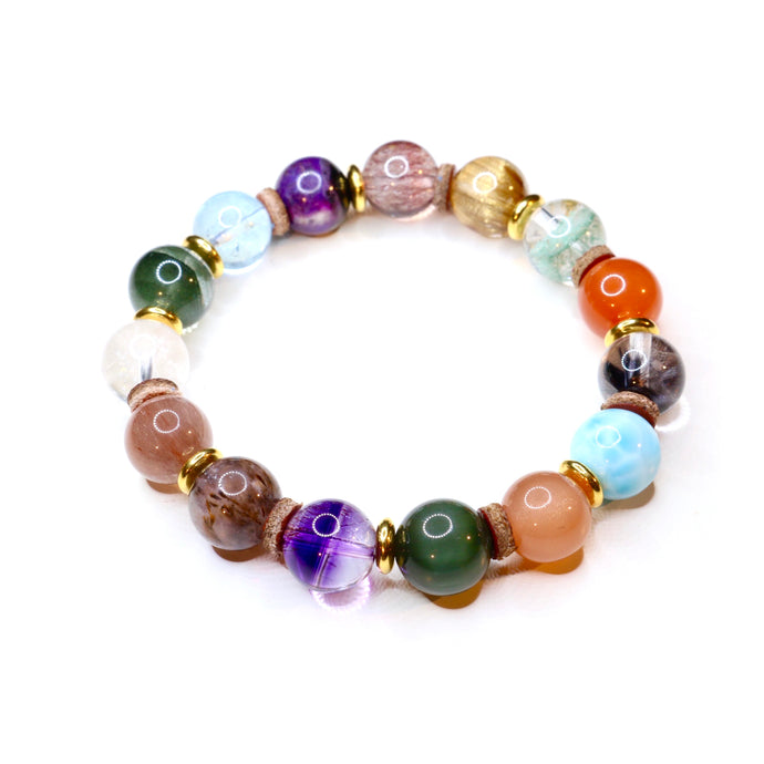 CatstoneNYC Customized - Multi-Beads Duobao Bracelet - Catstone NYC
