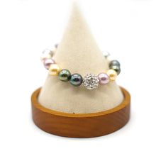 Load image into Gallery viewer, CatstoneNYC Color Gemstone Bead  Stretch Bracelet
