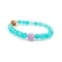 "Load image into Gallery viewer, CatstoneNYC ""Moon"" Tianhe Gemstone Handmade Bracelet - Catstone NYC"