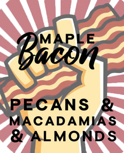 Maple Bacon Macadamia Mix