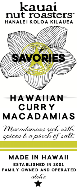 Curry Macadamias