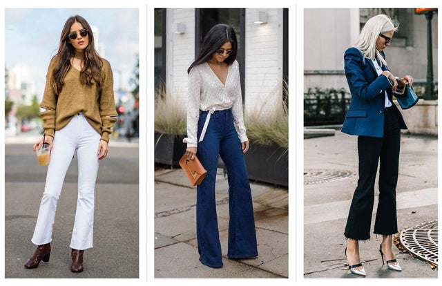 How to Style Flare Jeans?!?