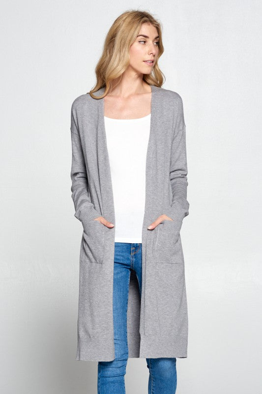 SOFT AND CLASSIC CARDIGAN