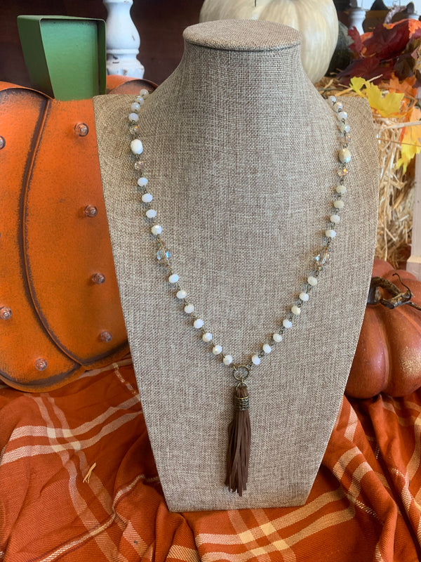 Fall Dreams Necklace Collection
