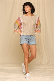 Light Summer Sweater