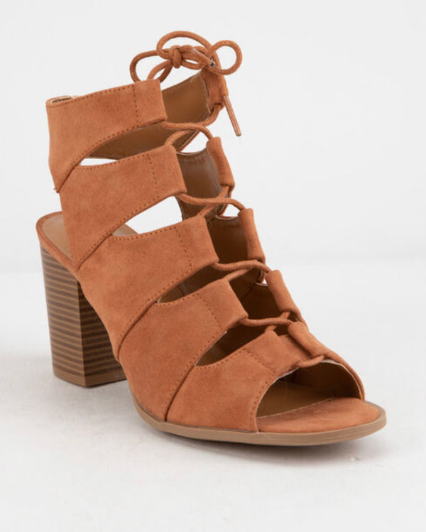 Best Lucy Lace-Up Sandals