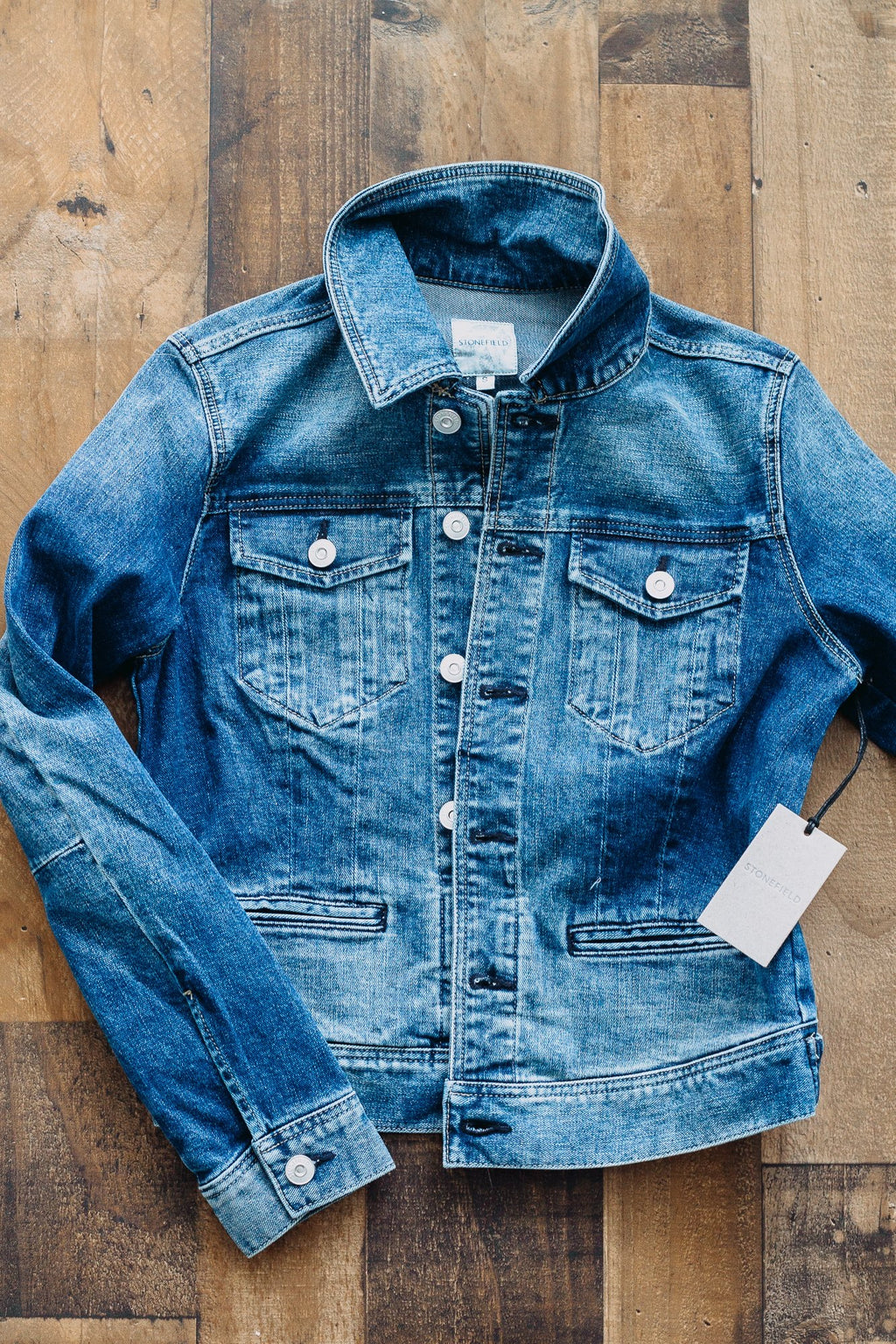 Stonefield Denim Jacket