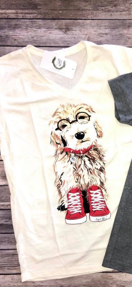 Archie the Golden Doodle - Blush Boutique Bremen
