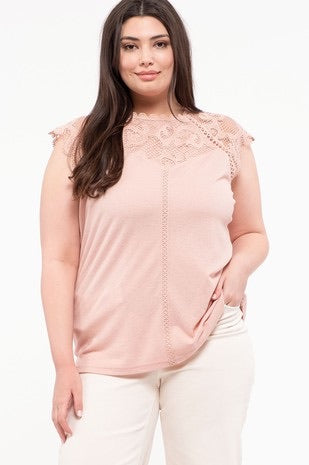 Blush Beauty Blouse