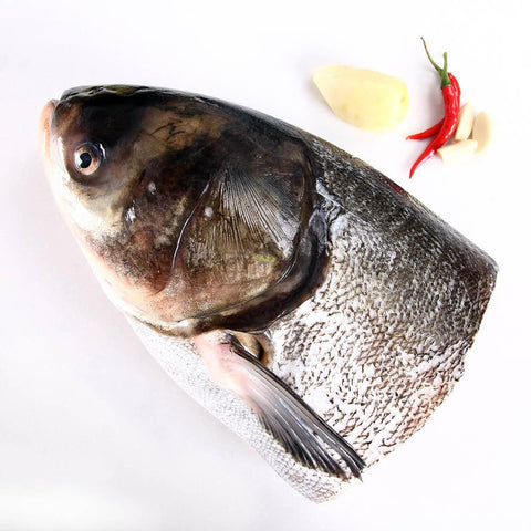 胖头鱼头 Carp Head, 3.59/lb+15% Service Fee, 2-3 lb/Piece, Order by Piece