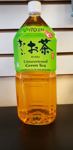 ITO EN 绿茶 Unsweetened Green Tea 2L