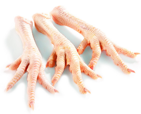 鸡爪 Chicken Feet, 1.99/lb+15% Service Fee, About 2lb/Bag, Order by Bag