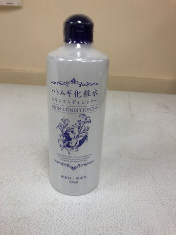 薏仁水化妆水日本产 Coix Seed Skin Conditioner 500ml