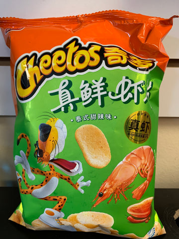 Cheetos - Shrimp Cracker