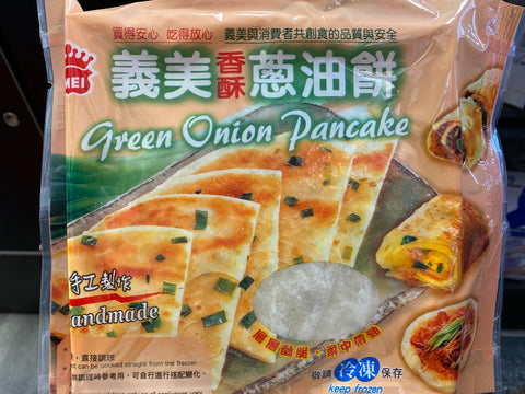 義美葱油饼 green onion pancake 525g