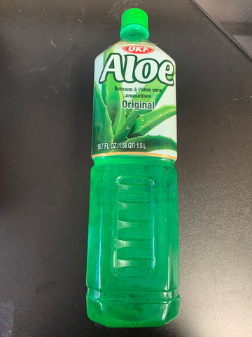 OKF芦荟饮料 Aloe articulacy flavored drink 1.5L