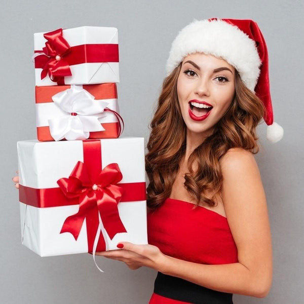 FREE Christmas Party Santa Hat - FitShopPro.com - 2