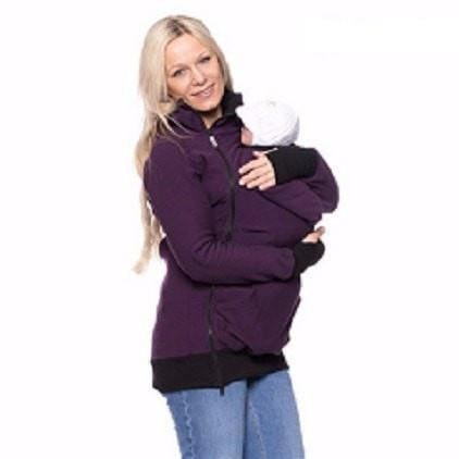 Mom´s Jacket Multifunctional Baby Carrier