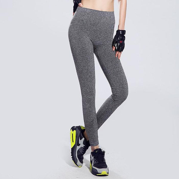 High Elasticity Slim Long Jogging - FitShopPro