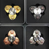 LIMITED EDITION Metal Tri Spinner Anti Stress Sensory Finger Toy
