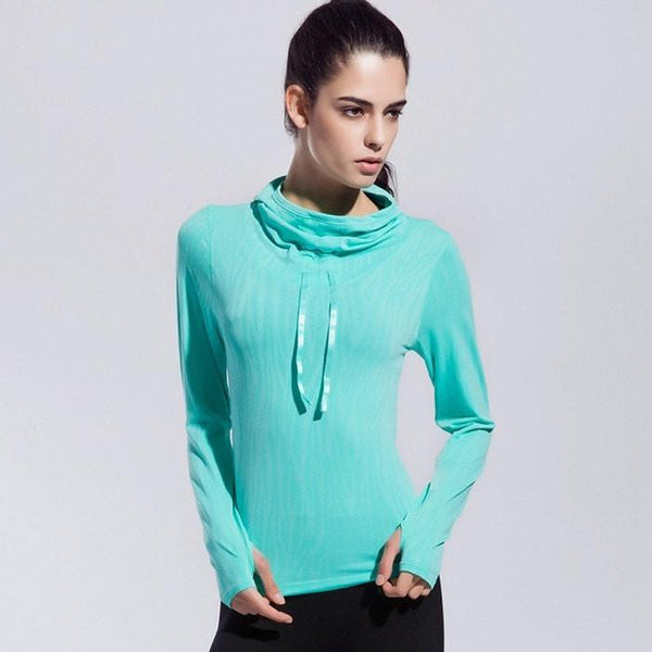 Animal Print - Women Fitness Running Hooded Jackets - FitShopPro