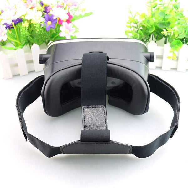 ShineconVR Virtual Reality 3D Glasses Google Cardboard Headset Oculus Rift Head Mount VR BOX 2.0 Movie For 3.5-6.0' Smartphone -  - 3