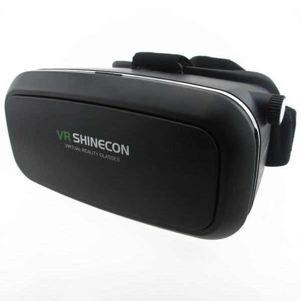 ShineconVR Virtual Reality 3D Glasses Google Cardboard Headset Oculus Rift Head Mount VR BOX 2.0 Movie For 3.5-6.0' Smartphone -  - 1