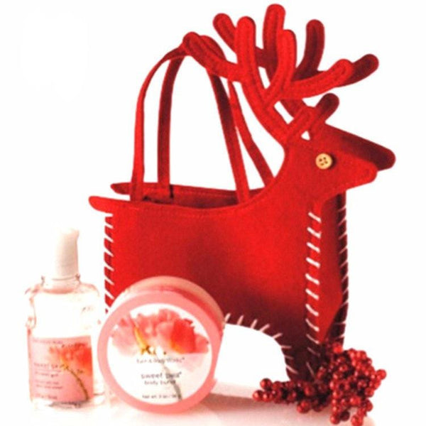 Christmas Decoration Party Deer Bag