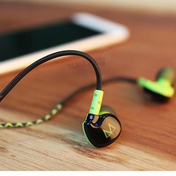 Waterproof Super Bass Earbuds