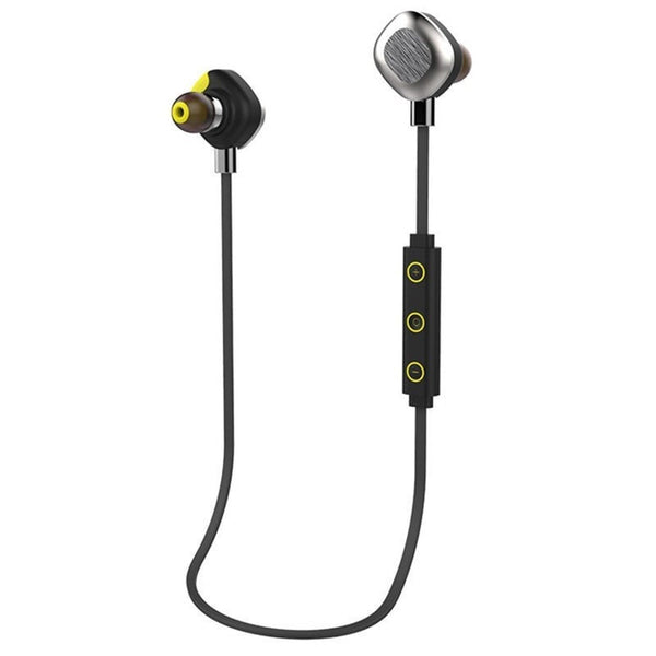 Magnetic Waterproof Wireless Sport Headphones