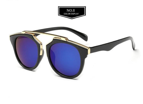 Fashion Cat Eye Vintage Sunglasses