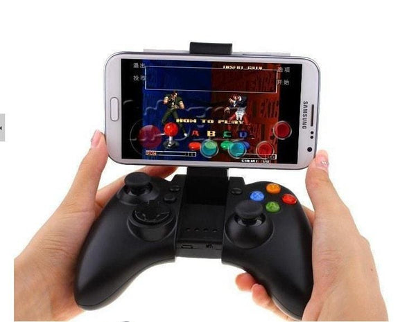 PG-9021 iPega Wireless Bluetooth Game Gaming Controller Joystick Gamepad for Android / iOS MTK cell phone Tablet PC TV BOX -  - 4