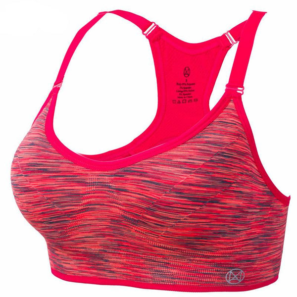 Yoga Set - Mid Impact Sports Bra And Cropped Legging