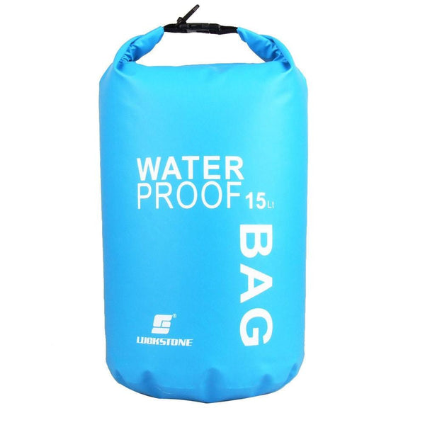 Ultra light waterproof bag 15 L Travel Diving Dry Bag - FitShopPro