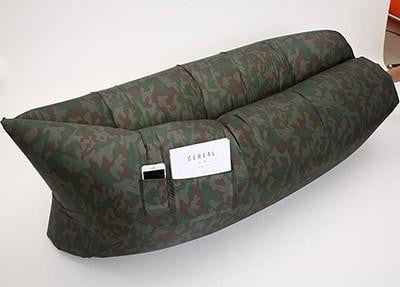 *** NEW TREND*** Deluxe Outdoor Fast Inflatable Sofa Bag - Ideal For Outdoor and Camping