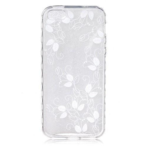 FREE * iPhone Case* SE Case Silicone Graphic Transparent Ultra-Thin Back Cover - FitShopPro.com - 9
