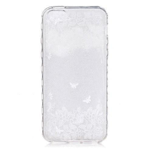 FREE * iPhone Case* SE Case Silicone Graphic Transparent Ultra-Thin Back Cover - FitShopPro.com - 15