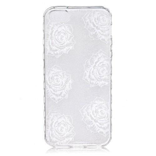 FREE * iPhone Case* SE Case Silicone Graphic Transparent Ultra-Thin Back Cover - FitShopPro.com - 16